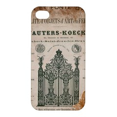 Building News Apple Iphone 4/4s Hardshell Case by vintage2030