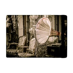 Flea Market Redord Player Ipad Mini 2 Flip Cases by vintage2030