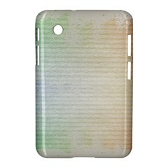 Page Spash Samsung Galaxy Tab 2 (7 ) P3100 Hardshell Case  by vintage2030