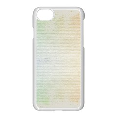 Page Spash Apple Iphone 8 Seamless Case (white) by vintage2030