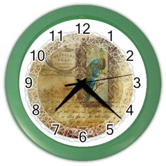 Tag 1763336 1280 Color Wall Clock by vintage2030