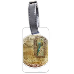 Tag 1763336 1280 Luggage Tags (two Sides) by vintage2030
