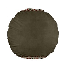 Background 1706644 1920 Standard 15  Premium Flano Round Cushions by vintage2030