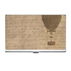 Letter Balloon Business Card Holders by vintage2030
