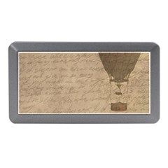 Letter Balloon Memory Card Reader (mini) by vintage2030