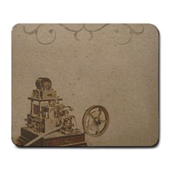 Camera Old Large Mousepads by vintage2030