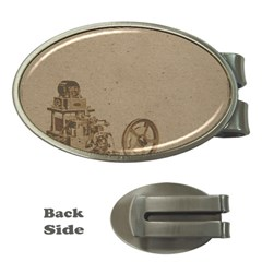 Camera Old Money Clips (oval)  by vintage2030