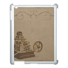 Camera Old Apple Ipad 3/4 Case (white) by vintage2030