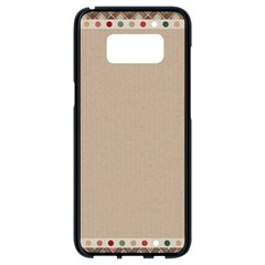 Background 1706649 1920 Samsung Galaxy S8 Black Seamless Case by vintage2030