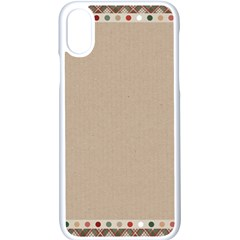 Background 1706649 1920 Apple Iphone X Seamless Case (white) by vintage2030