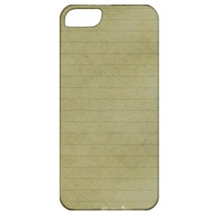 Old Letter Apple Iphone 5 Classic Hardshell Case by vintage2030