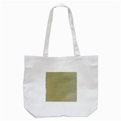 Old Letter Tote Bag (white)