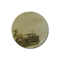 Background 1706642 1920 Rubber Coaster (round)  by vintage2030