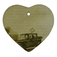 Background 1706642 1920 Heart Ornament (two Sides) by vintage2030