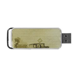 Background 1706642 1920 Portable Usb Flash (two Sides) by vintage2030