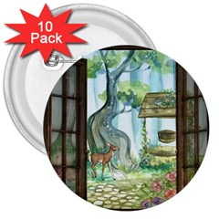 Town 1660349 1280 3  Buttons (10 Pack)  by vintage2030