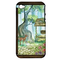 Town 1660349 1280 Apple Iphone 4/4s Hardshell Case (pc+silicone) by vintage2030
