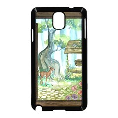 Town 1660349 1280 Samsung Galaxy Note 3 Neo Hardshell Case (black) by vintage2030