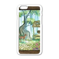 Town 1660349 1280 Apple Iphone 6/6s White Enamel Case by vintage2030