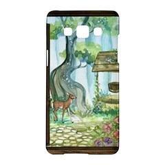 Town 1660349 1280 Samsung Galaxy A5 Hardshell Case  by vintage2030