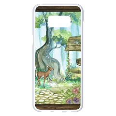 Town 1660349 1280 Samsung Galaxy S8 Plus White Seamless Case by vintage2030