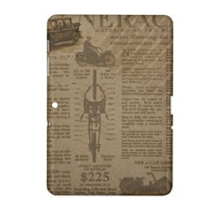 Background 1706636 1920 Samsung Galaxy Tab 2 (10 1 ) P5100 Hardshell Case  by vintage2030