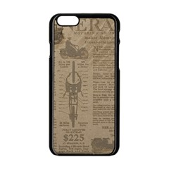 Background 1706636 1920 Apple Iphone 6/6s Black Enamel Case by vintage2030