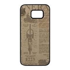 Background 1706636 1920 Samsung Galaxy S7 Edge Black Seamless Case by vintage2030