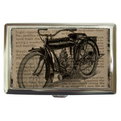 Bicycle Letter Cigarette Money Cases by vintage2030