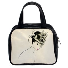 Vintage 2517507 1920 Classic Handbag (two Sides) by vintage2030