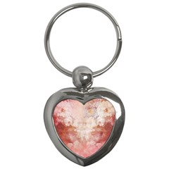 Floral 2555372 960 720 Key Chains (heart)  by vintage2030