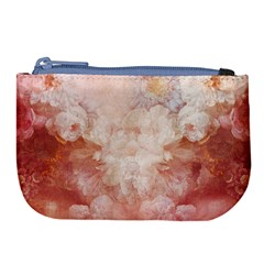 Floral 2555372 960 720 Large Coin Purse by vintage2030