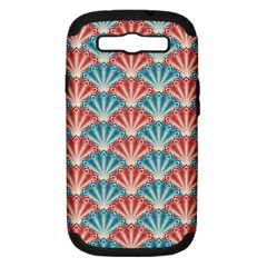 Seamless Patter 2284483 1280 Samsung Galaxy S Iii Hardshell Case (pc+silicone) by vintage2030