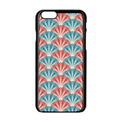 Seamless Patter 2284483 1280 Apple Iphone 6/6s Black Enamel Case