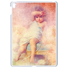 Baby In Clouds Apple Ipad Pro 9 7   White Seamless Case by vintage2030