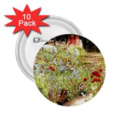 Scenery 2 25  Buttons (10 Pack)  by vintage2030