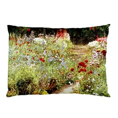 Scenery Pillow Case (two Sides) by vintage2030