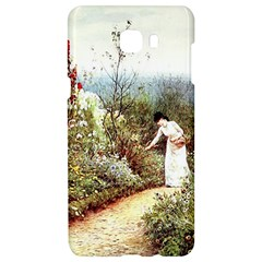 Lady And Scenery Samsung C9 Pro Hardshell Case  by vintage2030