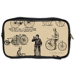 Victorian Bicycles Toiletries Bag (two Sides) by vintage2030