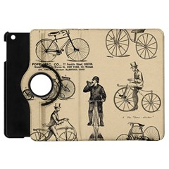 Victorian Bicycles Apple Ipad Mini Flip 360 Case by vintage2030