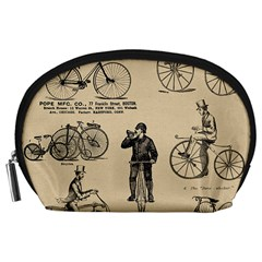Victorian Bicycles Accessory Pouch (large) by vintage2030