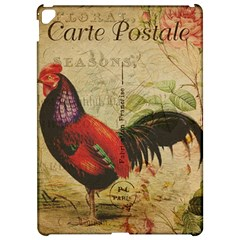 Rooster Apple Ipad Pro 12 9   Hardshell Case by vintage2030