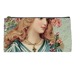 Lady Pencil Cases by vintage2030