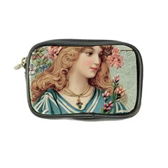 Lady Coin Purse by vintage2030