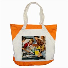 Retro Baking Accent Tote Bag