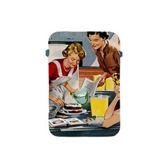 Retro Baking Apple Ipad Mini Protective Soft Cases by vintage2030