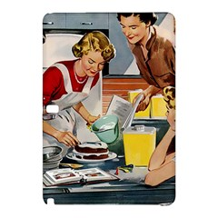 Retro Baking Samsung Galaxy Tab Pro 10 1 Hardshell Case by vintage2030
