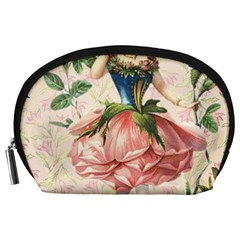 Flower Girl Accessory Pouch (large) by vintage2030