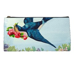 Blue Bird Pencil Cases by vintage2030