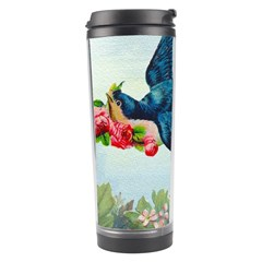 Blue Bird Travel Tumbler by vintage2030